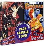 Moulin Rouge / Garfield - Bi-pack 2 DVD