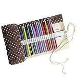 Taotree Stifterolle für 72 Buntstifte und Bleistifte