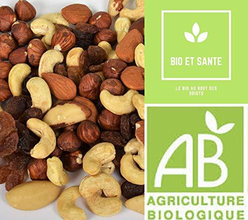 Extra hochwertige Bio-Trockenfruchtmischung, 1 kg, Energie-Trockenfrucht für Ihre Vitamin- und Mineralstoffzufuhr trägt zum Nutzen und zur Gesundheit Ihres Körpers bei. -