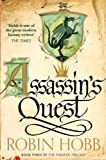 Front cover for the book Assassin's Quest by Robin Hobb
