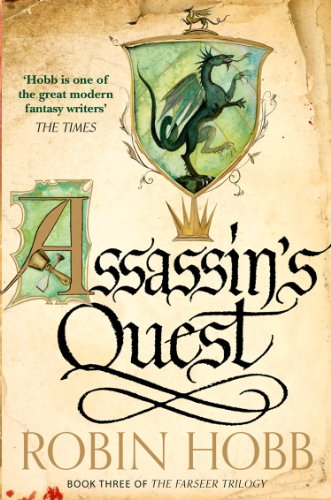 Assassin's Quest: Keystone. Gate. Crossroads. Catalyst. (The Farseer Trilogy, Book 3) (English Edition)