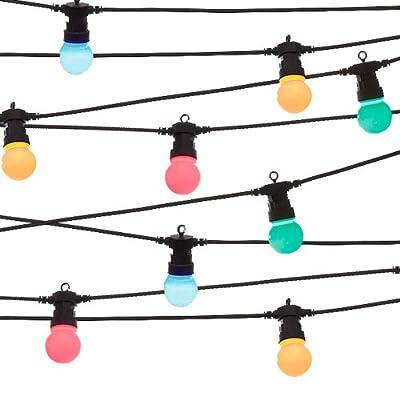 Party LED-Lichterkette Biergarten von Hummelladen auf Lampenhans.de
