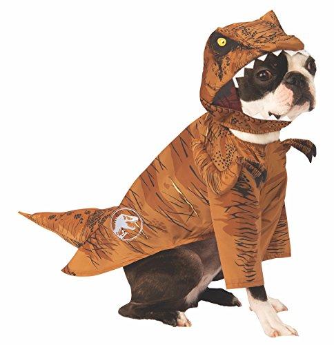 rld: Fallen Kingdom T. Rex Pet Kostüm, Klein (Hund Halloween Kostüm Video)