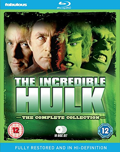 Image of The Incredible Hulk: The Complete Collection [Blu-ray]