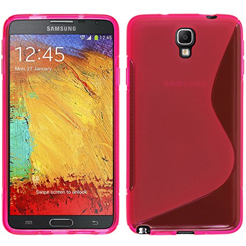 VComp-Shop VCOMP - Cover in silicone TPU S-Line per Samsung Galaxy Note 3 Neo SM-N7505