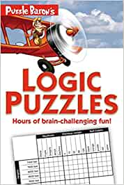 Puzzle baron 39 s logic puzzles stephen p ryder for Coupon libri amazon