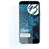 Bruni Schutzfolie für UMiDigi Plus E Folie, glasklare Bildschirmschutzfolie (2X)