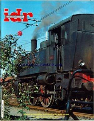 IDR [No 262] du 01/07/1986 - MODELISME - NOTICE DE MONTAGE DE LA POSTALE DE 1848 - LANCEMENT DE LA RAME PO ET SNCF - AS DANS TOUS SES ETAT PAR PMF - LA SABLIERE DE BRUNO MORET PAR PMF ÔÇô ACTUALITE - TRAIN VAPEUR DU PUY FOU EN VENDEE - LES 20 ANS DU MUSEE DES TRANSPORTS DE PITHIVIERS - CHEMIN DE FER DE LA SUISSE NORMANDE - UN TUNNEL DE FAITE POUR LE BRENNER - INFORMATIONS DU MONDE ÔÇô DOCUMENTS - LES WAGONS VIVIERS EN 1878 - LA 241.101 TYPE MOUNTAIN DE L'ETAT par Collectif