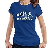 Coto7 Evolution Of Ice Hockey Women's T-Shirt