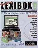 Produkt-Bild: Lexibox 2. 11 CD-ROMs für Windows 98SE/MacOS/Linux