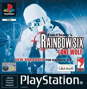 Rainbow Six: Lone Wolf (PSone)