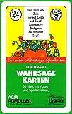 Lenormand Wahrsagekarten mit Versen - Marie-Anne A. Lenormand