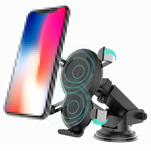Auto Smart Wireless Lade Handy Halter Universal