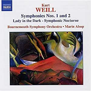 Symphonien Nr. 1+2/Lady in the