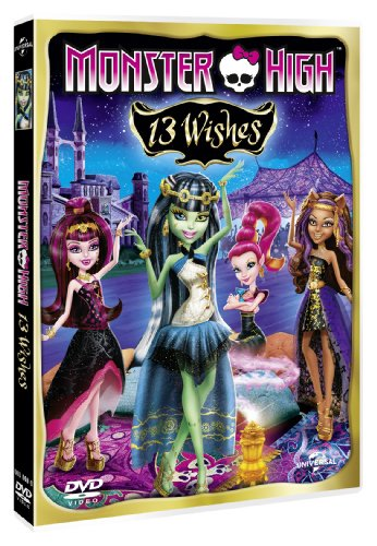 Image of Monster High: 13 Wishes [DVD] [2013]