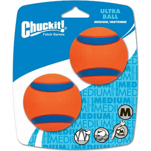 Chuckit! Med Ultra Ball, 2 Stück