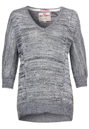 QS by s.Oliver Pull Grey