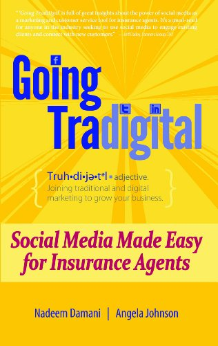 Going tradigital social media made easy for insurance agents ebook going tradigital social media made easy for insurance agents by johnson angela fandeluxe Image collections