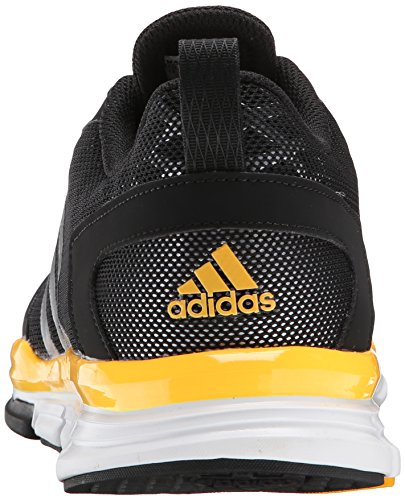 Adidas Performance Speed â??â??Trainer 2 Chaussure d'entraînement, noir / carbone métallisé / Black/Carbon Metallic/Collegiate Gold
