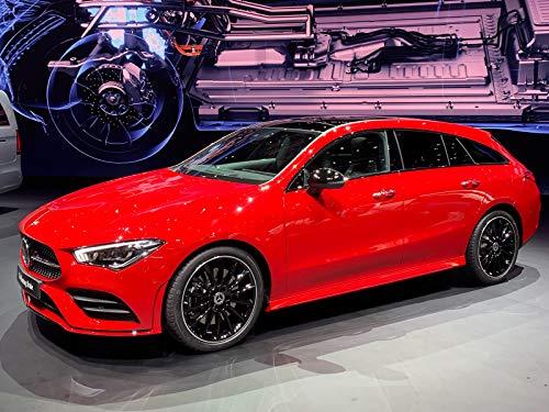 Genf 2019: Weltpremiere des Mercedes CLA Shooting Brake und weitere Neuheiten