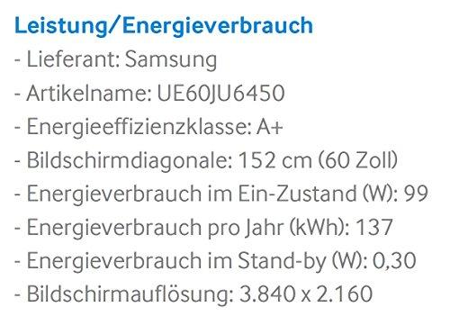 Samsung UE60JU6450 - 3