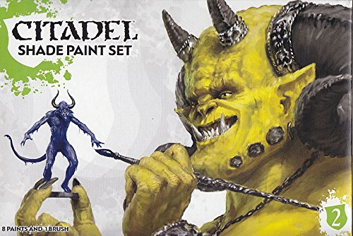 Preisvergleich Produktbild Citadel Shade Paint Set by Games Workshop