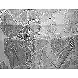Fototapeten Ägypten Pharao 352 x 250 cm Vlies Wand Tapete Wohnzimmer Schlafzimmer Büro Flur Dekoration Wandbilder XXL Moderne Wanddeko - 100% MADE IN GERMANY - Runa Tapeten 9136011c