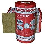 Rockwool Klemmrock 180mm 2,5qm Dachdämmung Klemmfilz Isolierung WLG 0,35