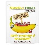 Frutta Googly Congelamento Organico Di Banana E Lampone Secca 14G