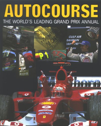 Autocourse 2004-2005: 54th Year of Publication