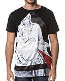 Sixth June - T-Shirt Homme Imprimé Religieux Brillant