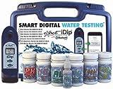 Exact iDip 570 Teich/Aquarium Starterkit - Fotometer Set für Süß- und Salzwasser Messinstrument, blau, 8 x 30 x 24 cm