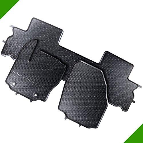 Auto Matten Gummifußmatten Fahrzeugmatten ()
