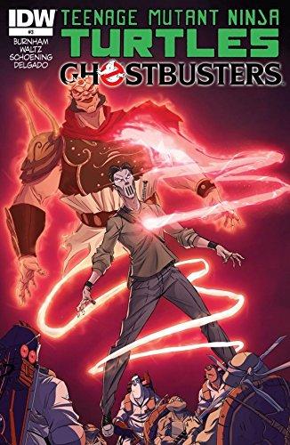 Teenage Mutant Ninja Turtles/Ghostbusters #3 (of 4) (English ...