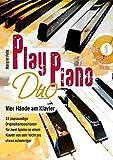Play Piano / Klavierbücher von Margret Feils: Play Piano / Play Piano Duo: Klavierbücher von Margret Feils / Vier Hände am Klavier- 33 popsoundige ... Klavier von sehr leicht bis etwas schwieriger