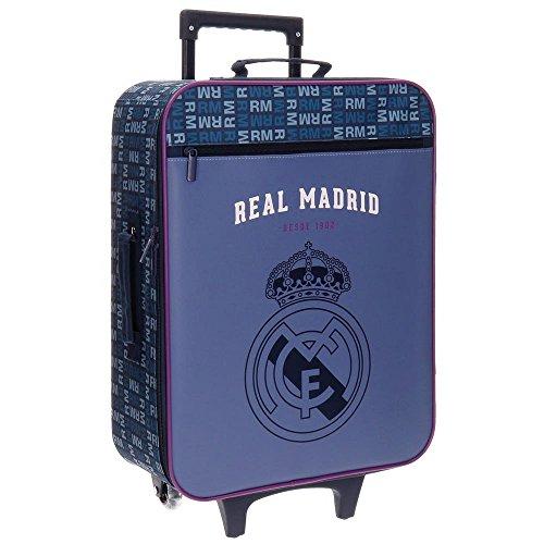 Real Madrid 5649151 Basic Equipaje Infantil 325460267e02d