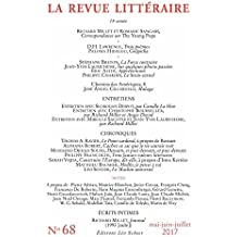 REVUE LITTÉRAIRE N° 68 (EDITIONS LEO SC)