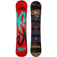 K2 Vandal Wide de snowboard freestyle Baseline Varios colores multicolor Talla:148