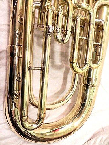 In Stil; Und 4 Ventile Modischer Euphonium Trichter Bb