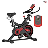 Bicicleta de spinning - Bike Your Move Cardio, bicicleta estática, Fitness