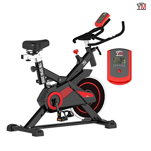 BICI DA FIT BIKE YOUR MOVE CARDIO BICICLETTA CYCLETTE FITNESS YM 2000