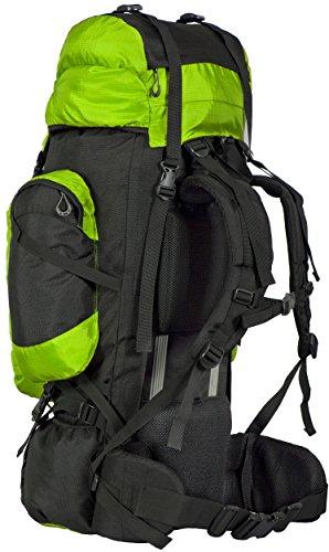 Desert & Mountain–Zaino da Trekking Endeavour–�?0litri verde