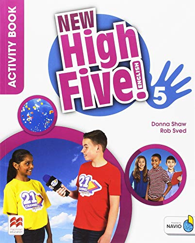 NEW HIGH FIVE 5 Ab Pk por D. Shaw