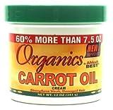 Africas mejor Orgánica Aceite zanahoria–213gramos