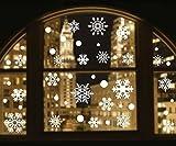 fensterbilder schneeflocken Vergleich