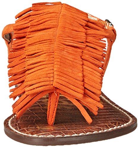 Sam Edelman Gela-Fringe-Sandalen Orange Orange
