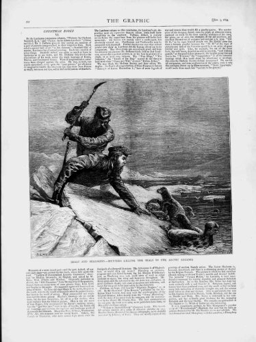 1874-chasseurs-de-peaux-de-phoque-de-joints-tuant-des-regions-arctiques