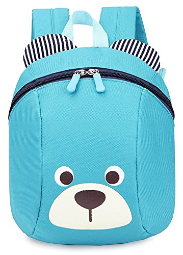 Imagen de  infantil pequeña preescolar bambino bebes recién nacido escuela bolsas viaje azul lindo 1 3año  alternativa