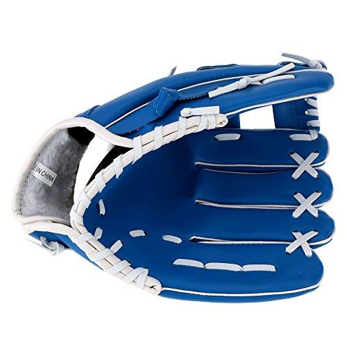 Lixada 26,67 cm Softbol guante de béisbol al aire...