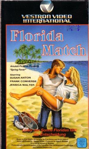 Preisvergleich Produktbild Florida Match - Unter der Sonne Floridas fällt die Entscheidung (Originaltitel: Spring Fever)
